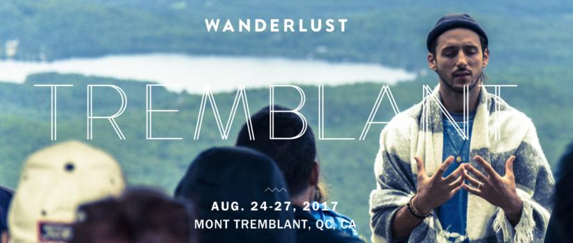 Wanderlust Tremblant Festival