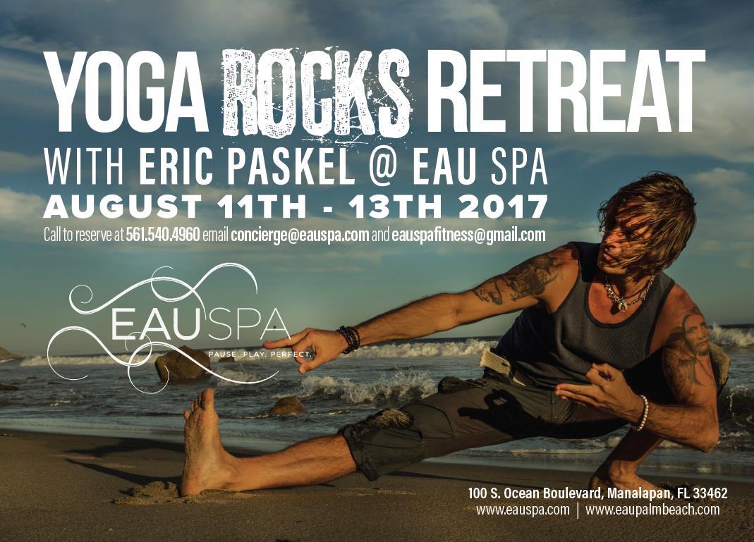 Yoga Rocks Retreat