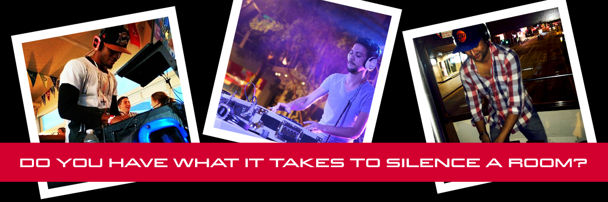 Become a Silent DJ!