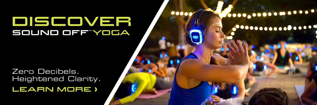 Discover Sound Off Yoga