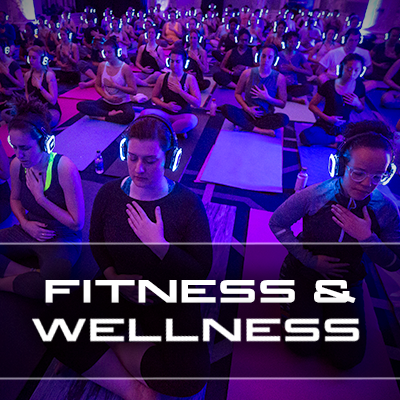 Sound Off™ Fitness & Wellness Experiences