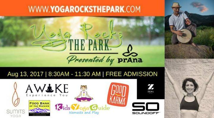 Yoga Rocks the Park