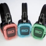 Sound Off™ Headphones - Red, Blue, Green Solo Glow