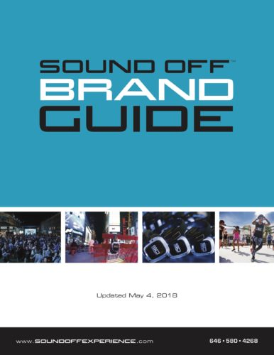 Sound Off Brand Guide - Upd May 4, 2018