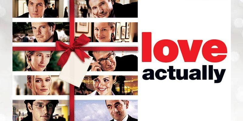 Love Actually, The Montalbán Rooftop Movies