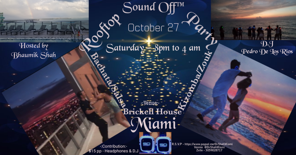 Rooftop Sound Off Party