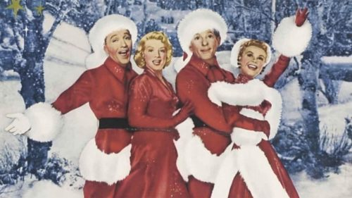 White Christmas, The Montalbán Rooftop Movies