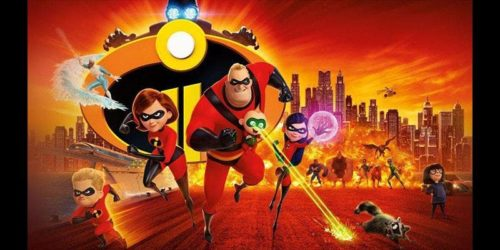 Incredibles 2, The Montalbán Rooftop Movies