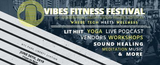 Vibes Fitness Festival