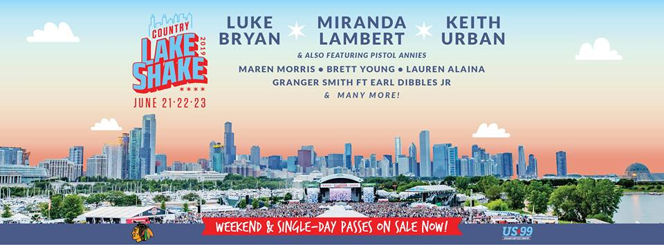 Country LakeShake Festival 2019