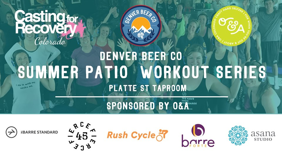 Denver Beer Co's Summer Workout Series: Rush Cycle