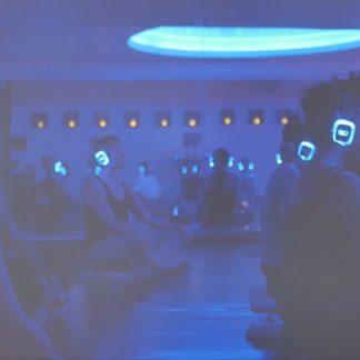 Wim Hof Party Experience - London - (Music, Breath & Meditation)