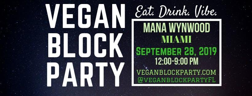 Sound Off x Warrior Flow @ Vegan Block Party